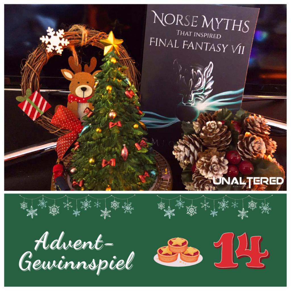 Unaltered Adventgewinnspiel - Adventkalender Tür 14