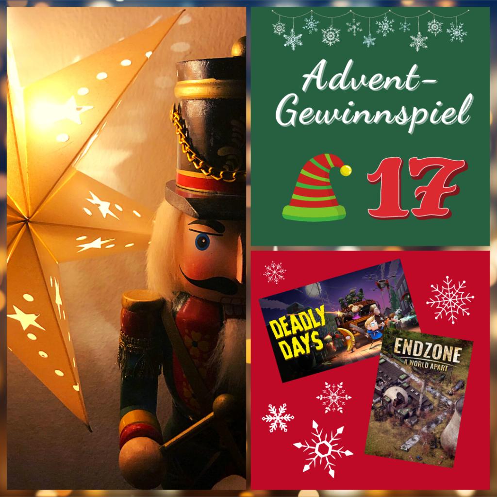 Unaltered Adventgewinnspiel - Adventkalender Tür 17