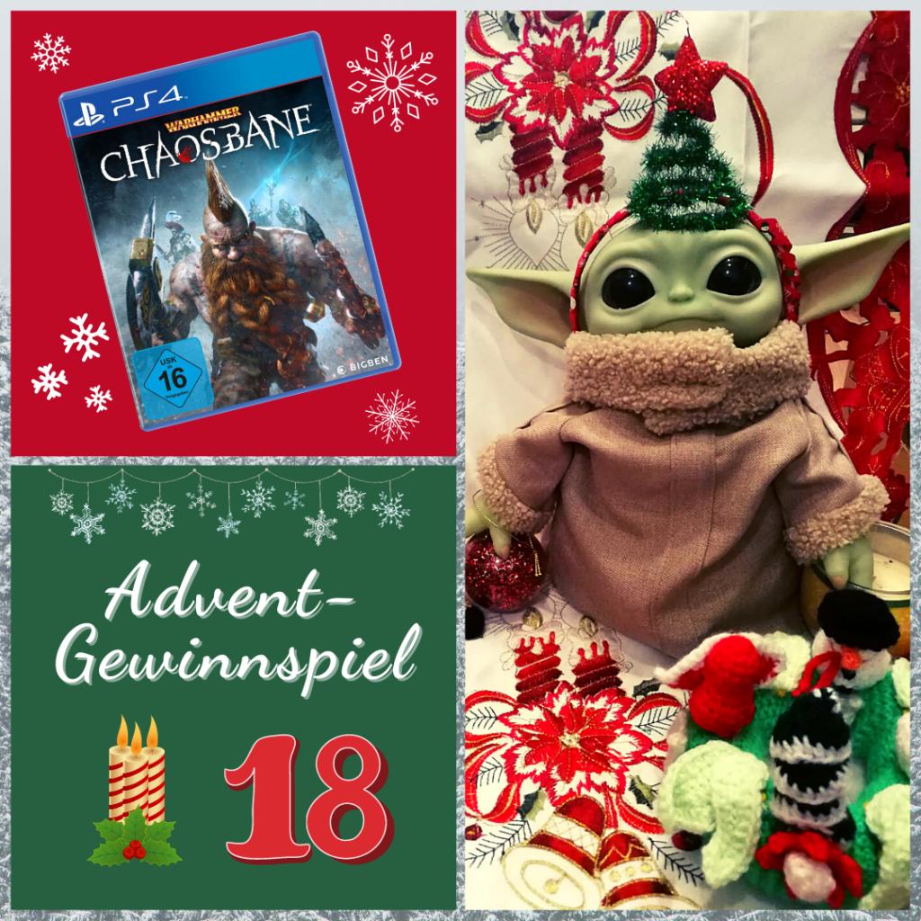 Unaltered Adventgewinnspiel - Adventkalender Tür 18