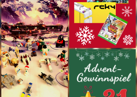 Unaltered Adventgewinnspiel – Adventkalender Tür 21