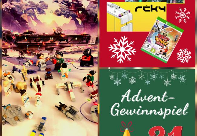 Unaltered Adventgewinnspiel – Adventkalender Tür 21