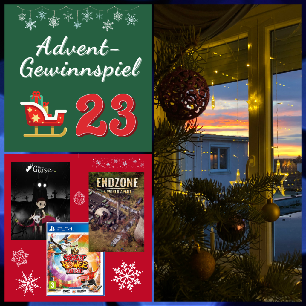 Unaltered Adventgewinnspiel - Adventkalender Tür 23