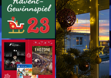 Unaltered Adventgewinnspiel – Adventkalender Tür 23