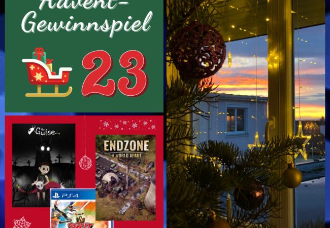 Unaltered Adventgewinnspiel – Adventkalender Tür 23