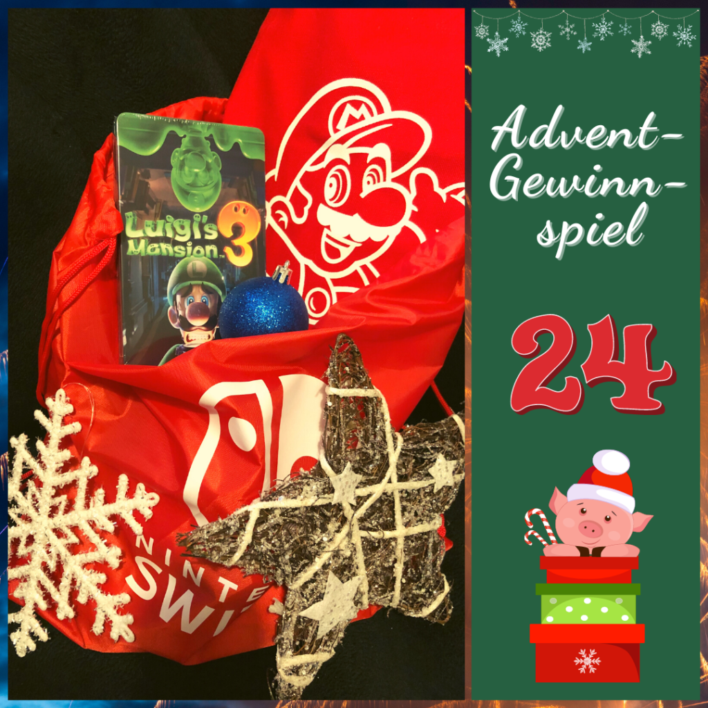 Unaltered Adventgewinnspiel - Adventkalender Tür 24