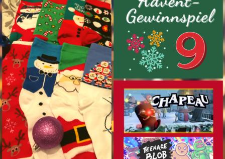 Unaltered Adventgewinnspiel – Adventkalender Tür 9