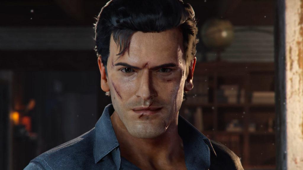 Evil Dead: The Game Header
