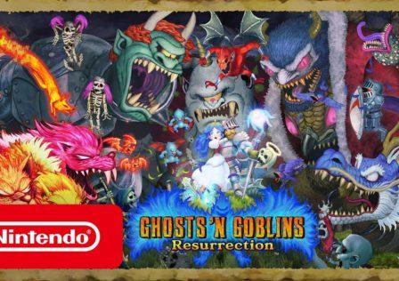 ghostngoblins trailer – News von Unaltered Magazine