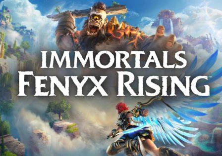 Immortals Fenyx Rising – Review von Unaltered Magazine Mainshot
