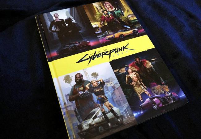Die Welt von Cyberpunk 2077 Artbook – Review von Unaltered Magazin