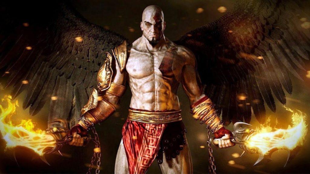 God of war Comic - News von Unaltered Magazine