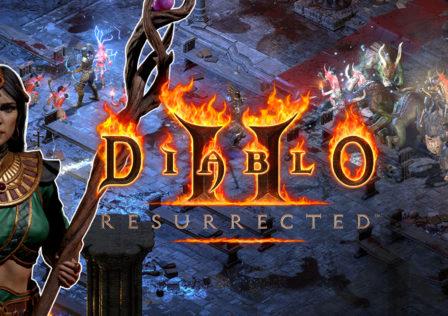 Diablo II Resurrected Ankündigung – News von Unaltered Magazine