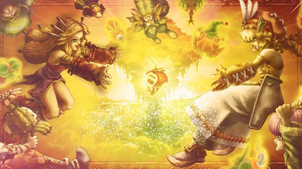 Legend of Mana Remaster - News von Unaltered Magazine header