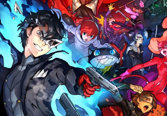 Persona 5 Strikers im Test – Review von Unaltered Magazine Banner