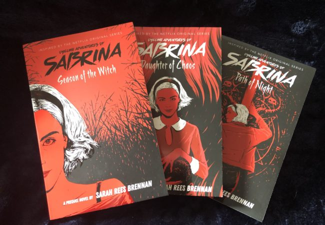 The Chilling Adventures of Sabrina Buch-Trilogie im Review