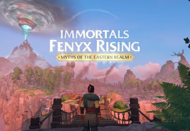 Immortals Fenyx Rising DLC2 Mythen aus dem östlichen Königreich – Review von Unaltered Magazine screenshot 14