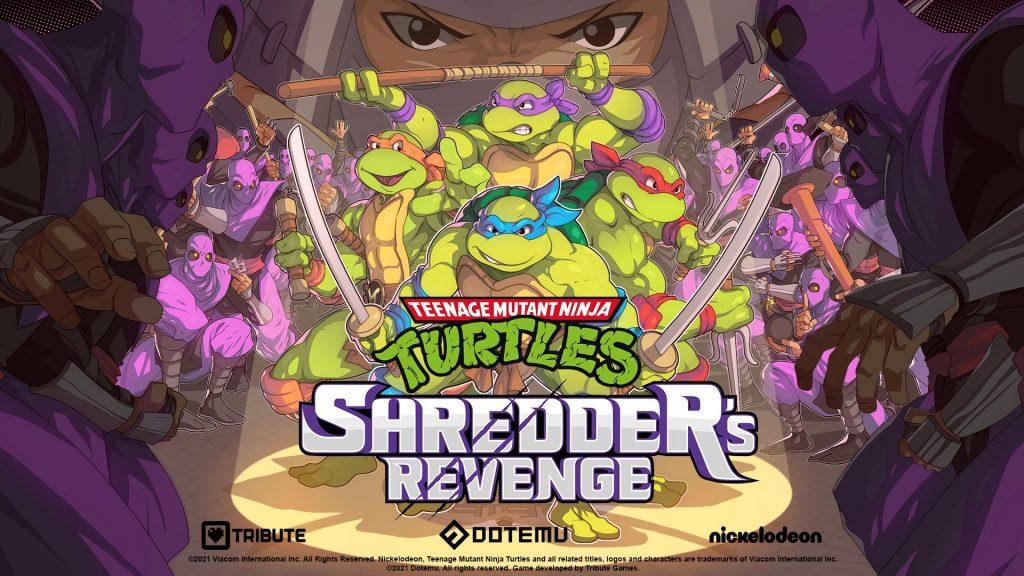 Turltes Shredders Revenge angkündigt- News von Unaltered Magazine