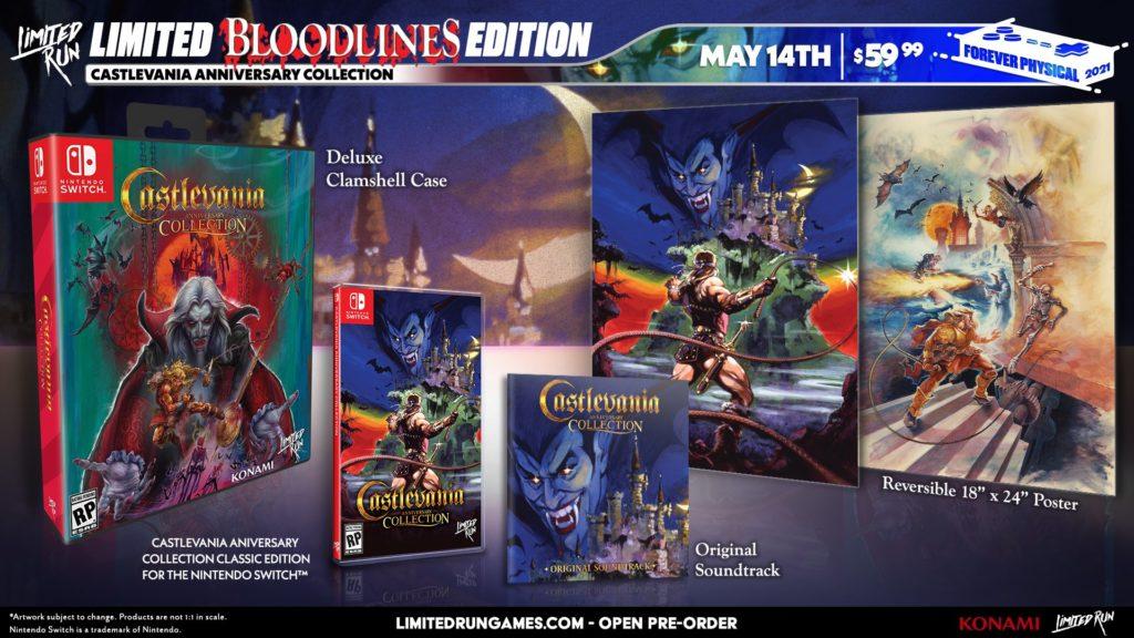 Castlevania Anniversary Collection Physical Copy - News von Unaltered Magazine