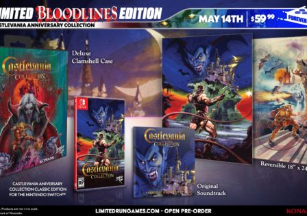 Castlevania Anniversary Collection Physical Copy – News von Unaltered Magazine