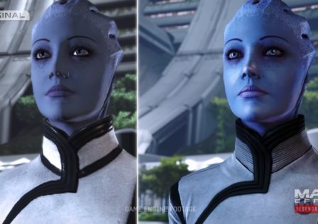 Mass Effect Legendary Edition Vergleichstrailer – News von Unaltered Magazine