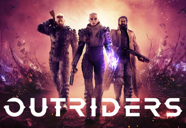 Outriders im Test – Review von Unaltered Magazine banner