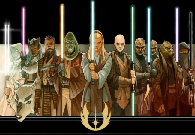 star wars the high republic phase 2 banner