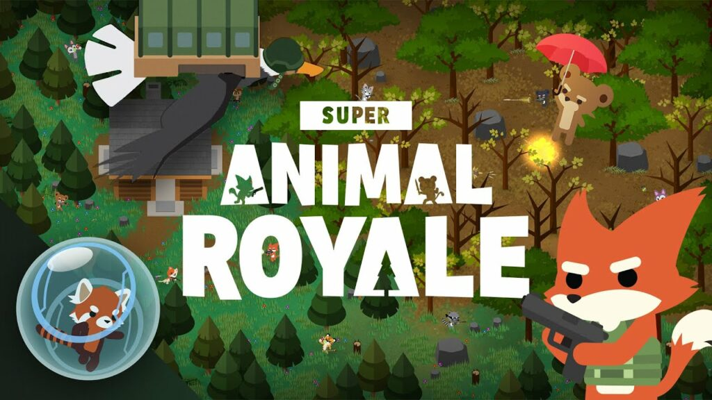 Super Animal Royale Review banner